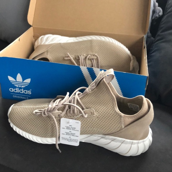 newest a4896 236be Adidas Tubular Doom Sock NWT